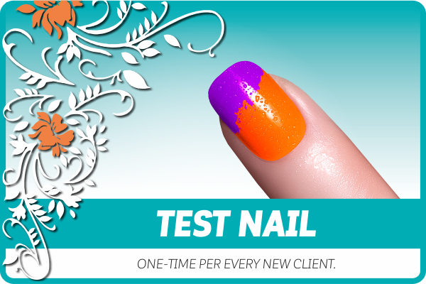 get-to-know test nail